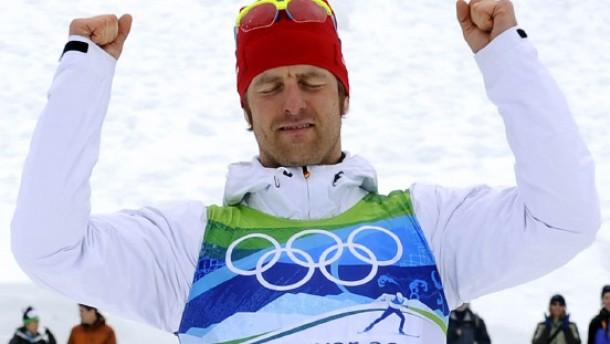 Silbermedaille für Langläufer Axel Teichmann