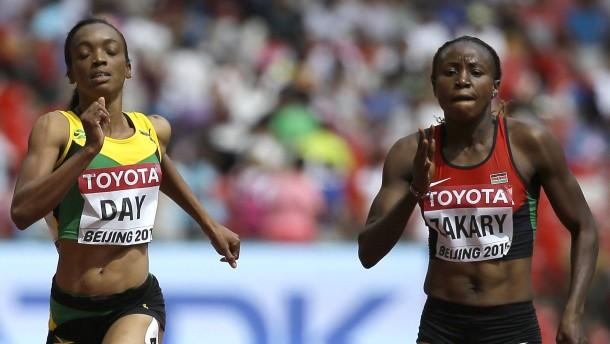Kenianische Läuferinnen bei WM positiv getestet