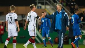 """""""8:0 gegen Liechtenstein hilft uns nicht"""""""