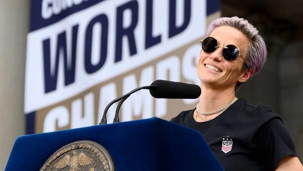 Megan Rapinoe for President