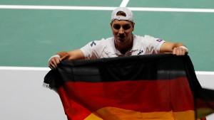 Deutschland bezwingt Argentinien 3:0