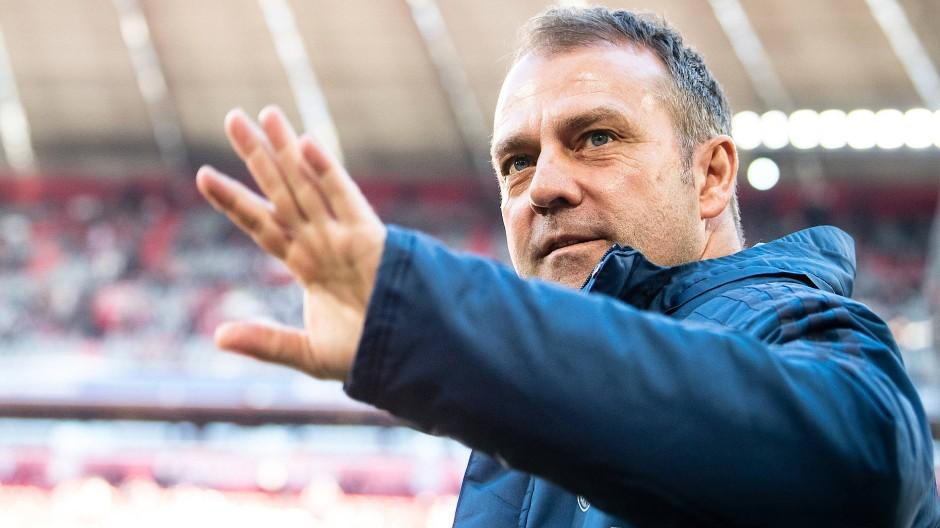Chance ergriffen: Hansi Flick bleibt bis 2023 bei den Bayern.