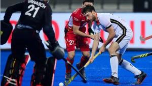WM-Aus für deutsche Hockey-Herren