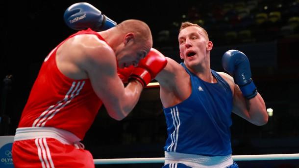 Fieber-Check und Notfallpläne für Boxer in London