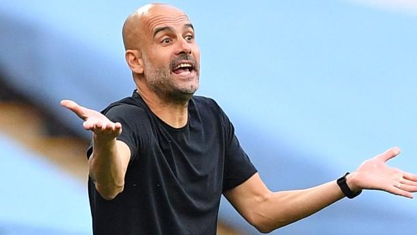 Schock bei Guardiola – 100 Millionen für Rangnick?