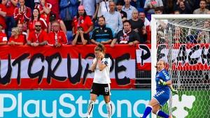 Österreichs Traum endet am Elfmeterpunkt