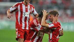 Geduldige Bayern besiegen Rom