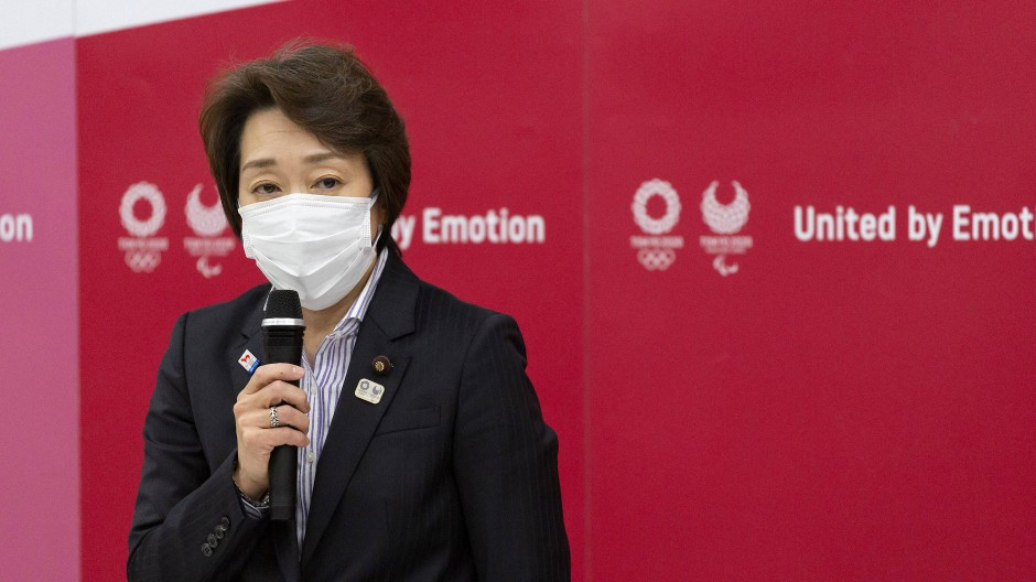 Eine Nachfolgerin für Mori: Seiko Hashimoto