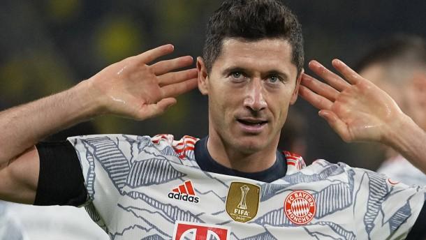 Die Lebensversicherung des FC Bayern