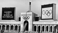 Bewährter Austragungsort: 1984 war LosAngeles bereits Olympiagastgeber