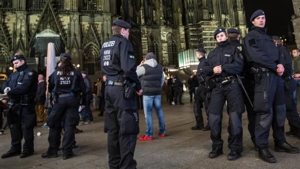 Bereitschaftspolizei Köln
