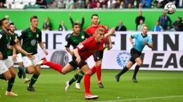Freiburg bremst den VfL