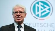 Rauball will englische Verhältnisse im DFB verhindern