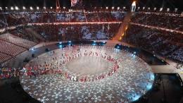 Olympische Hilfe für Pyeongchang