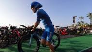 """Ironman Patrick Lange: """"Nach etwa 120 Kilometer auf dem Rad. Das war der Tiefpunkt"""""""