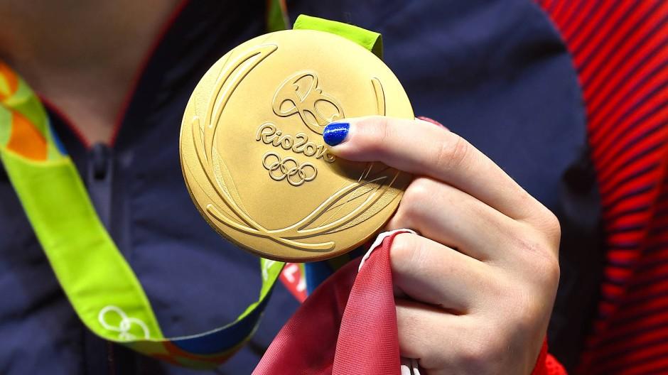 Mehr Medaillen? Mehr Geld jedenfalls gibt es für den Sport nur in Maßen.