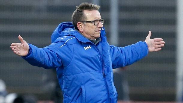 Trennung von Trainer Meier und Sportdirektor Fach