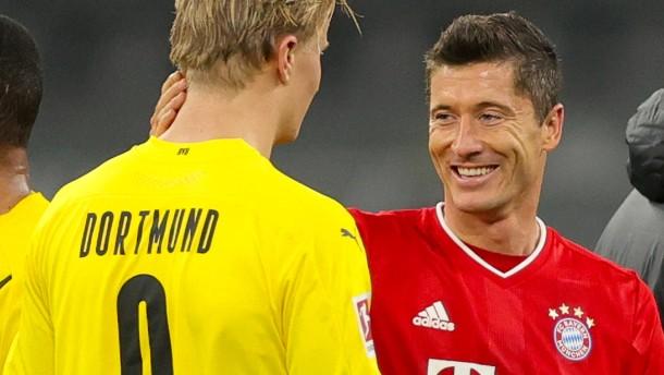 Der erdrückende Fußball des FC Bayern