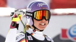 Rebensburg gewinnt Riesenslalom-Weltcup