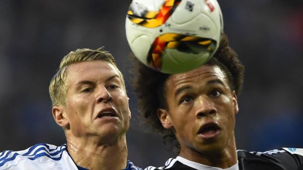 Schalke mit Dortmund auf Augenhöhe