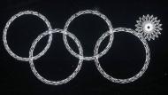 Bei Olympia in Sotschi 2014 fehlte ein Ring, bei Olympia 2016 in Rio könnte ganz Russland nicht dabei sein.