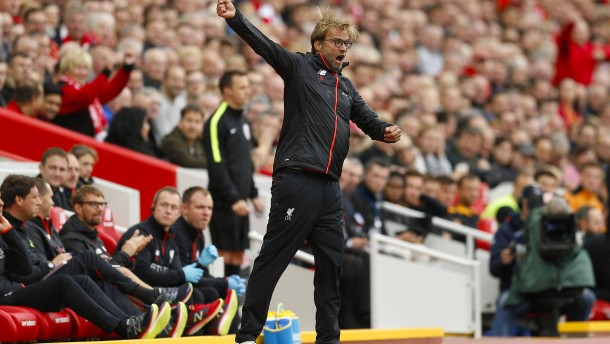Arsenal schlägt Chelsea – Kantersieg für Klopp