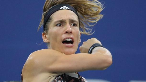 Andrea Petkovic scheidet bei US Open aus