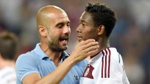 """FC Bayern wird Pep Guardiola nie entlassen"""