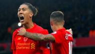 Klopp und Liverpool nach Gala an der Spitze