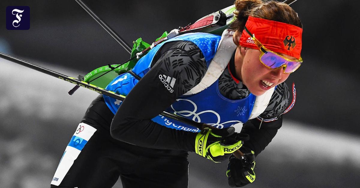 Biathlon Damen Staffel Olympia