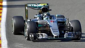 Muss sich Mercedes Sorgen machen?