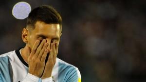Messis Argentinier weiter ohne Schwung