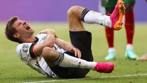 Deutschland und die Frage nach Müller