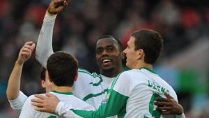 Hannover bleibt mit Slomka ohne Punkt