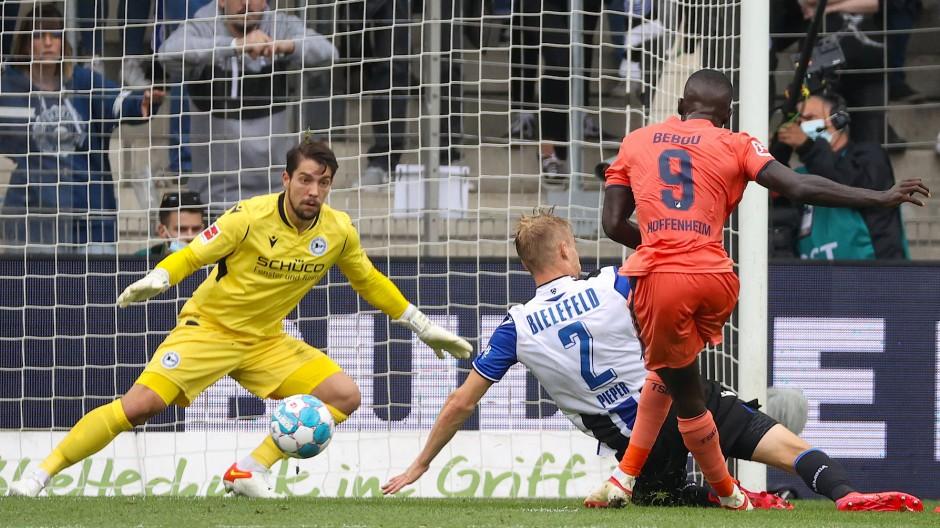 Weder Bielefeld noch Hoffenheim konnten das Spiel für sich entscheiden.