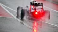 Die Rücklichter von Red Bull sehen die schnellsten Fahrer der Formel 1 derzeit selten
