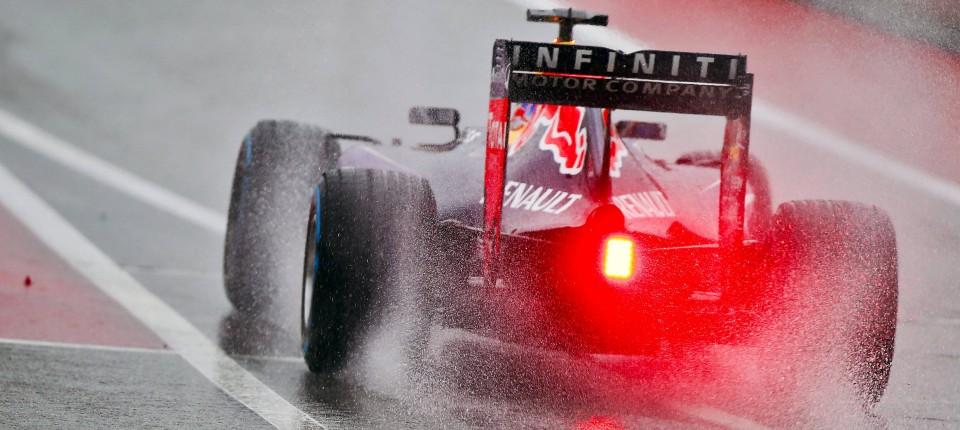 Red Bull Hat Ein Antriebsproblem In Der Formel 1