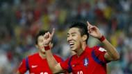 Stielike mit Südkorea im Finale