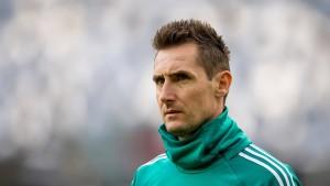Das neue Glücksgefühl des Miroslav Klose