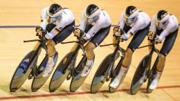 Vogel und Welte sprinten an Titel vorbei