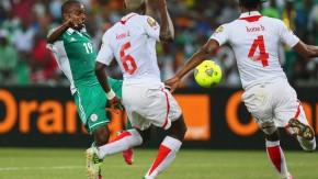 Den entscheidenden Treffer gegen Burkina Faso erzielt Sunday Mba