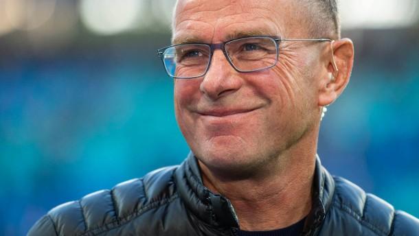 Schalke und Rangnick nähern sich an