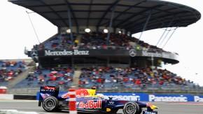 Zuletzt drehten Sebastian Vettel und Co. 2011 ihre Runden in der Eifel