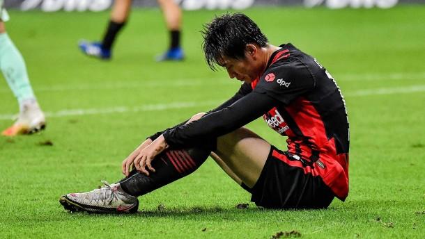 Wer ersetzt Kamada gegen Stuttgart?