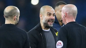 Guardiola in Rage – Aus für Klopp