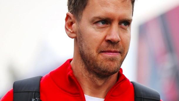 Das sind die Optionen für Vettel