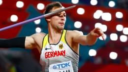 """Zehnkampf-Weltmeister Kaul plant """"Garten-Party"""""""