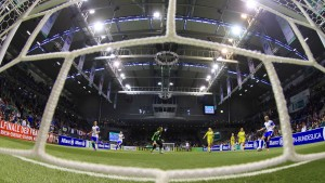 Leverkusen gewinnt den letzten Hallenpokal