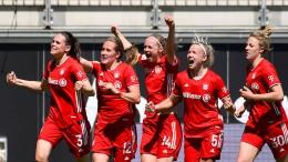 Ein großer Schritt zum Münchner Double