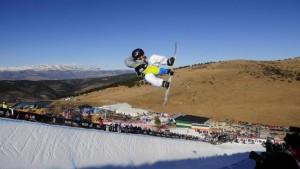 Das Snowboard-Herz soll verpflanzt werden